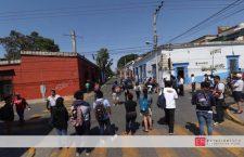 Bloquean la capital de #Oaxaca por quinto día consecutivo