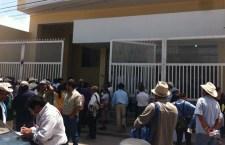 Resolverán en tribunales, conflicto en El Jicaral