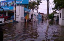 Por segundo día suspenden clases por lluvias en el Istmo