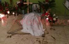 Fallece mujer en volcadura de autobús