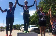Atletas Putlecos destacan en primer medio maratón Huatulco 2017