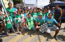 Jael Morales Oseguera y Septimio Salinas conquistan la Hidrocarrera 2017