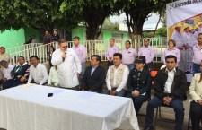 Arrancó en Huajuapan la 2a. jornada de lucha contra las ETV