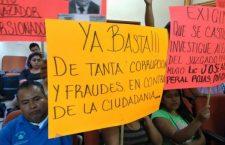 Denuncian a abogado por despojo ilegal en Huajuapan