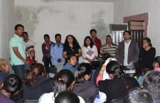 Cine comunitario llega a Tamazulápam