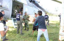 Sin descanso, sigue fluyendo la ayuda humanitaria a Oaxaca