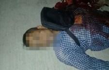 Asesinan a persona en el centro de Coicoyán