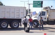 CTM, aliada del gobernador, sitia 12 horas la capital por detención de su lider vinculado con 5 ejecuciones