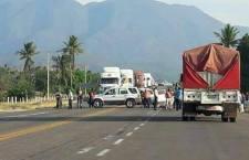 Damnificados del terremoto bloquean carreteras al Istmo y a la Costa por mentiras presidenciales