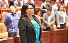En 2017, van 69 denuncias por delitos y violencia electoral en Oaxaca: Araceli Pinelo