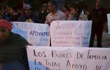 Continúa paro de normalistas en Tamazulápam