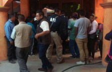 Investiga DDHPO intervención policiaca para liberación de funcionarios en Huajuapan