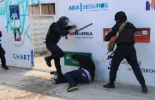 Ley de seguridad, arma letal para DH; Oaxaca con presencia militar
