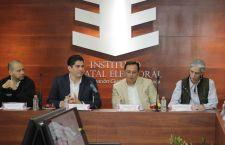 Se fortalece la colaboración entre el INE y el IEEPCO para las elecciones 2018