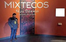 Exhibe Palacio Nacional a creadores de la Mixteca