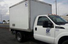 """Roban otra camioneta con ganado, la """"pierden"""" en Huajuapan"""