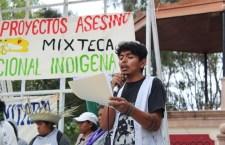 Colectivos anarquistas participan en defensa de territorio en la Mixteca