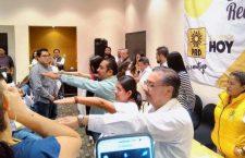 Coaliciones definen a candidatos a diputaciones y al Senado por Oaxaca; pero PRD se entrampa