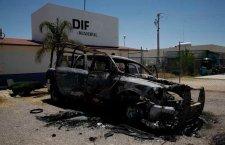 Conceden amparo a víctimas de Nochixtlán contra Congreso de la Unión