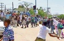 Obradoristas en Puerto Escondido