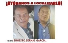 Denuncian desaparición de catedrático de la UABJO y activista de Sol Rojo