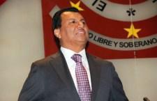 Denuncia @samygurrion ante @PGR_mx y @FEPADE_Mex al ex líder estatal del @PRI_Nacional, Germán Espinosa, por amenazas de muerte