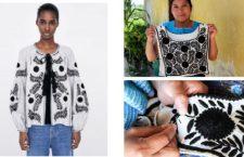 Zara nuevamente plagia diseño artesanas chiapanecas