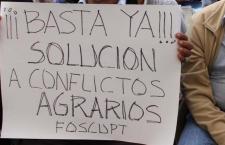 Registra Oaxaca 34 conflictos agrarios como 'foco rojo'
