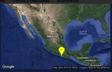 Sin daños por sismo 5.3 en Ometepec Guerrero