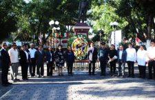 Recuerdan al primer gobernador de Oaxaca; el General Antonio de León