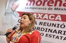 Líder y representante de #Morena ante el IEEPCO simularon defender pluris que les tumbó el @TEEOax