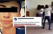 ¡Lamentable! Joven golpeó a su compañera porque ella lo molestaba por ser gay