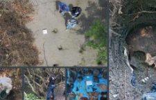 La Fiscalía halla al menos 166 cuerpos en fosas clandestinas en la zona centro de Veracruz