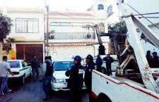 Impiden autoridades instalación de base de taxis sin concesión; buscan alternativas