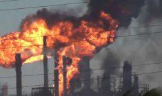 Flamazo en refinería de Salina Cruz deja tres trabajadores lesionados: Pemex