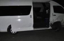 Deja tres lesionados choque de sububan y camioneta