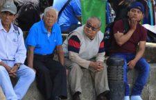 Solo 13% de adultos mayores tienen empleo en Oaxaca