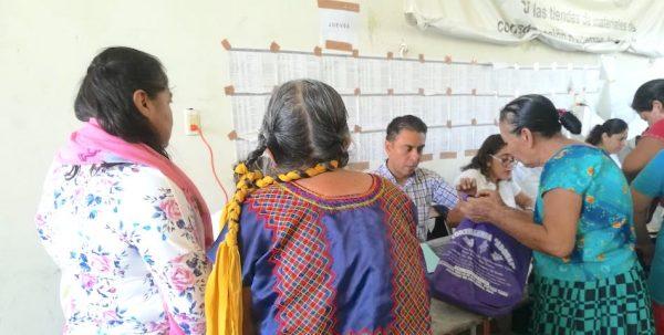 En efectivo y no materiales para construcción recibirán personas damnificadas de Juchitán del segundo censo