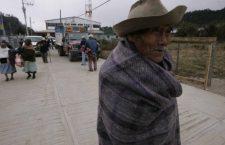 Registra Oaxaca primera onda gélida invernal