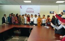 Divididos, diputados de Morena, presentan su Agenda Legislativa