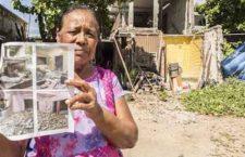 A más de un año del terremoto, damnificadas del Istmo pasarán Navidad en albergues