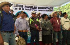 Pueblos indígenas exigen frenar expansión minera