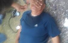 Lesionados síndico y policías de Nuchita en choque