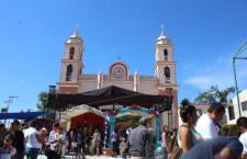 Niños vestidos de San Juan Diego y Adelita celebraron a la Virgen de Guadalupe