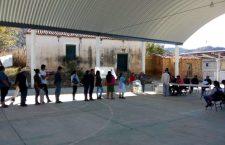 Sin incidentes, proceso electoral en San Juan Ihualtepec