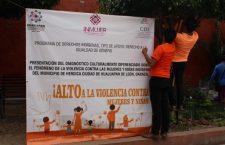 Registra INMUJER 147 casos de violencia en Huajuapan