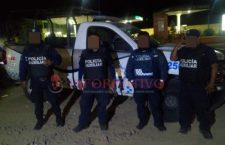Aseguran a elementos y patrulla de la Policía Auxiliar