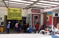Herido a balazos en San Martín Zacatepec