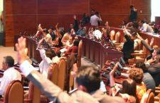 Diputados de Morena disputan Contralor del IEEPCO; diputada acusa a Laura Estrada de amenazas