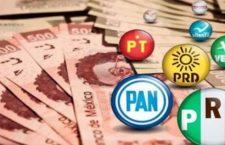 Pese a crisis, IEEPCO asigna 150.6 mdp a Partidos Políticos; Morena recibirá 55 mdp en 2019